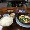 金時食堂 - 料理写真:肉豆腐定食720円の全景