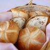 THE GUNJO RESTAURANT - 料理写真:フランスパン、ライ麦パン、カイザーパン