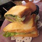 クレオパトラ - サンドイッチ