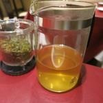 知味斎 - 中国茶美味しい