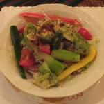 ペルー料理 ロミーナ - アボカドのサラダ