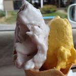 飯田牧場 - ベリーベリーミルク/カボチャ