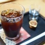 はんしょうcafe - ドリンク写真:アイスコーヒー600円