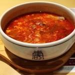吾照里 - ユッケジャンスープ