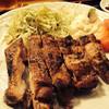 串焼きだるま - 料理写真:若鶏炭火焼き