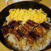 柳川屋 - 料理写真:うなぎ3切れのうな丼1900円