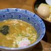 六厘舎 - 料理写真:味玉つけ麺【2014年6月】