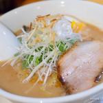 麺屋 雪風 - 濃厚味噌ラーメン【2014年7月】