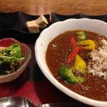 マメゾウアンドカフェ - かえで膳¥1026