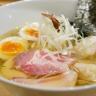 饗 くろ喜 - 料理写真:夏限定塩ラーメン