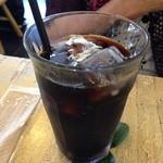 cafe shibaken - 琥珀アイスコーヒー