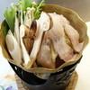 壺井 - 料理写真:松茸と鱧すき