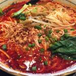 中国家庭料理 楊 - 汁あり坦々麺 880円