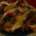 ふぐ・ちゃんこ鳥義 - 生牡蠣