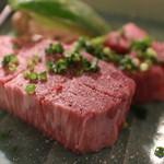 焼肉まんてん - 料理写真:特選フィレ150g