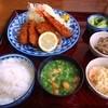 日光 - 料理写真:魚ミックス定食 1,000円