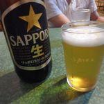 美舟 - 瓶ビール