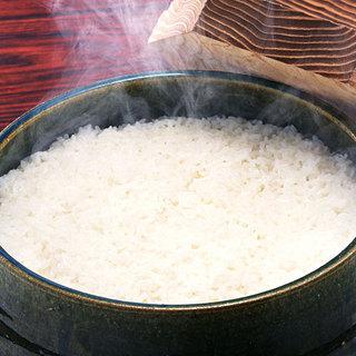 米へのこだわり