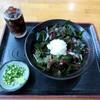 有栖 - 料理写真:冷し磯おろしそば(2014/08/12撮影)