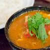 パンチマハル - 料理写真:チキンカレー【2014年7月】