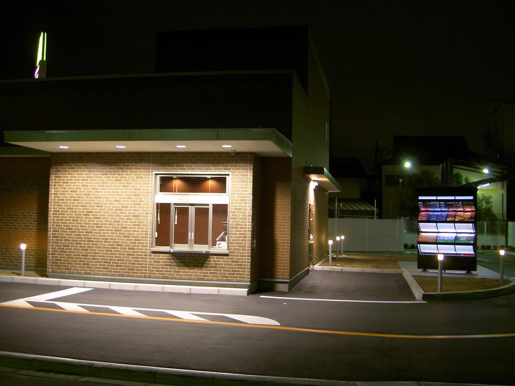 マクドナルド 東大阪柏田店