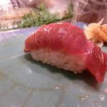 第三春美鮨 - シビ 中トロ 107kg 熟成6日 青森県大間