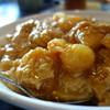 香味館 - 料理写真:海老ふりったーアップ