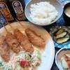 焼鳥旬鮮 たけし - 料理写真:チキン串カツ定食 780円