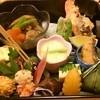 くに井 - 料理写真:懐石弁当(大徳寺弁当箱)※月替わり一例。