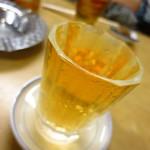 大はし - 焼酎(梅割り)