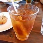 mou - ランチセットのドリンク、ケツメイシ(アイス)
