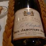 Hotel Auguy - 滝澤さんチョイスのワイン
