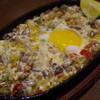 フィリピンレストラン ATE - 料理写真:シグシグ