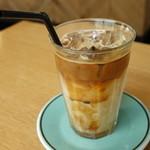 モジョ コーヒー - アイスカフェラテ