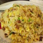 新華苑 - 料理写真:チャーシューの切れ端の味の濃い所がおいしい。