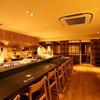 玄菜壱上 - 内観写真:臨場感あるオープンキッチンのカウンター席(1名~2名様)