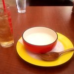 YEBISU DINING - ジンジャーエールとスープ(2014.8)