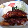 鳥忠食堂 - 料理写真:とりかつ