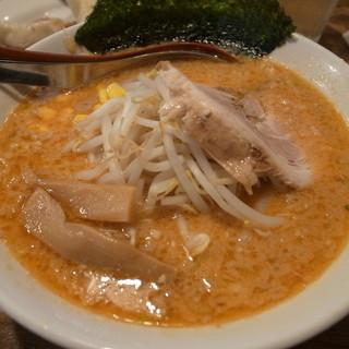 麺や 天鳳 - 料理写真:こってり味噌ラーメン