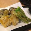 てっぱん焼十々 - 料理写真:夏野菜の天ぷら♪