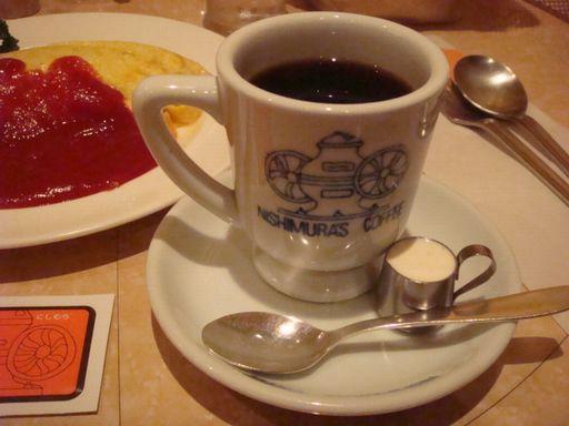 神戸にしむら珈琲店 阪急前店