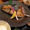 食堂 だるまや - 料理写真:焼魚定食(ぶりかま) \1404