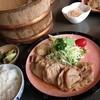 酒膳 虎屋 - 料理写真:エゴマ豚の生姜焼き定食