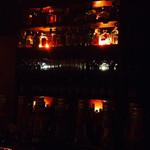 SaloonBarTABIDO - カウンターからのボトル棚