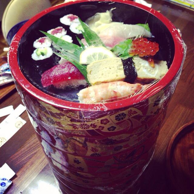 鯉寿司 喜多見店