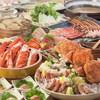 北海道 - 料理写真:タラバ・紅ズワイ蟹食べ放題コース7,300円