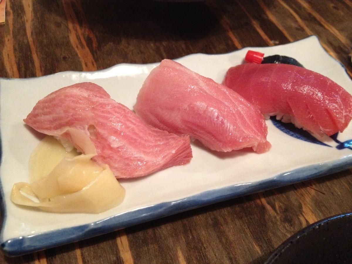 立ち寿司 まぐろ一徹 虎目横丁店