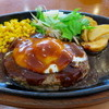 グリルdeキッチン - 料理写真:目玉焼きバーグ