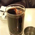 コスモ キャベツ - アイスコーヒー