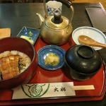 大松 - ミニひつまぶし(850円)